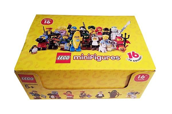 Minifigure Collection Serie 16 [BOX]