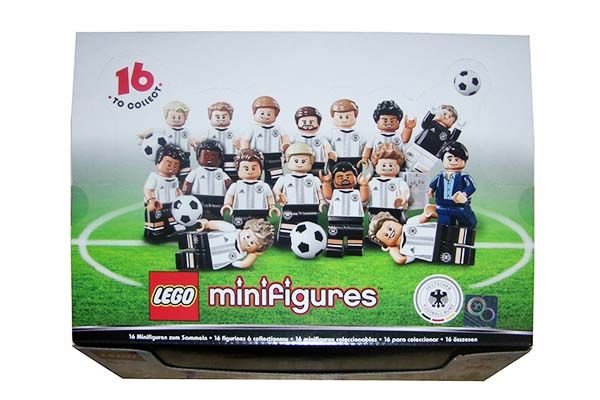 Minifigure Collection Germany Football Team [BOX]