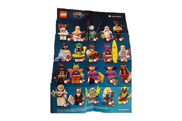 Batman Minifigure Collection Vol 2