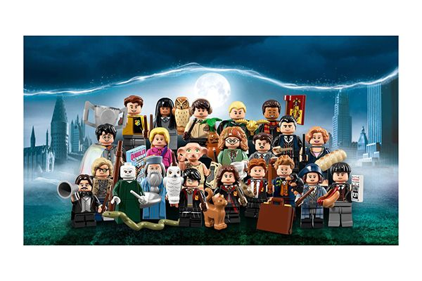 Minifigure Col. Harry Potter [BOX]
