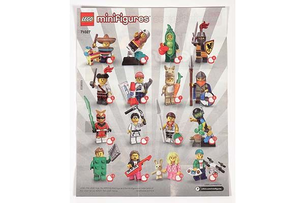 Minifigure Collection Serie 20 [Set 16]
