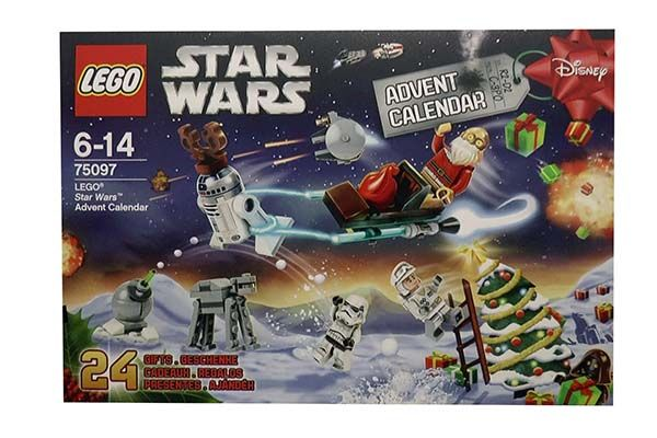 Star Wars Advent Calendar 2015